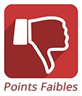 Points-faibles