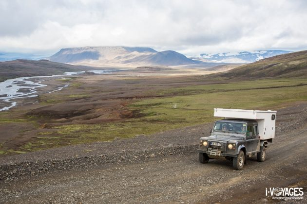 Islande en 4x4
