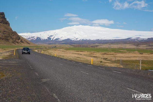Islande : route circulaire n°1