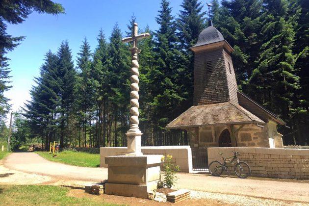 Chapelle Saint-Roch à Urtière