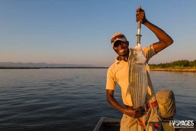 Pêche Lower Zambezi