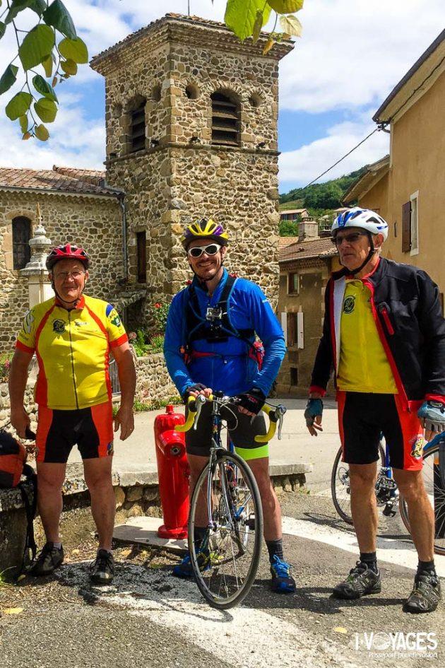 Ardèche Grand Air à vélo