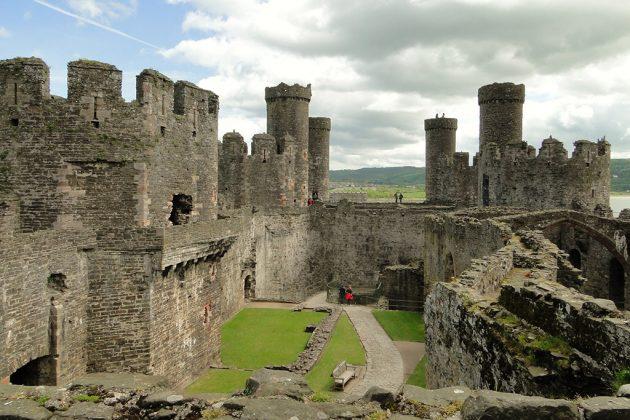 château de Conwy