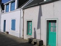 Maison du bourg d'Houat