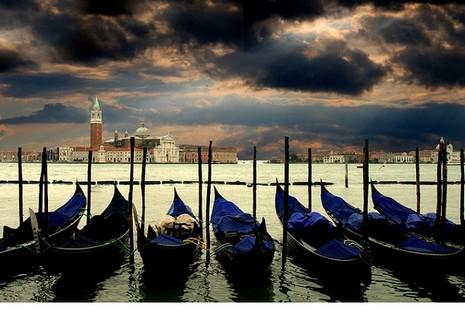 Venezia Canale Grande : Alois Wonaschuetz