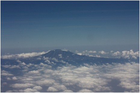 Kilimandjaro : PublicDomainPictures