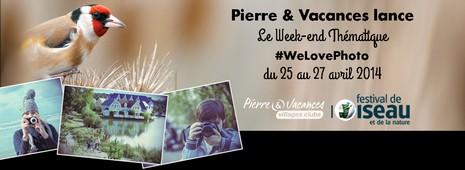 Pierre et Vacances partenaire du Festival de l'Oiseau et de la Nature