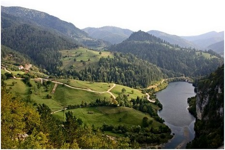 Serbie: Parc National de la Tara