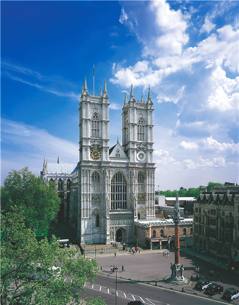 Abbey de Westminster - © Dean and Chapter of Westminster