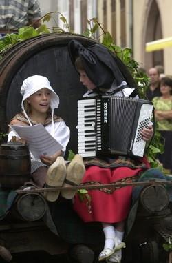 Fête traditionnelle alsacienne - © CRTA/Meyer