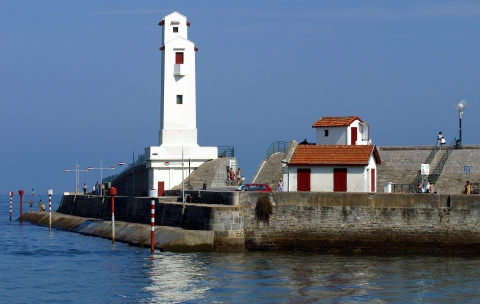 Port de Saint-Jean de Luz - Saint-Jean de Luz - Aquitaine © CRTA