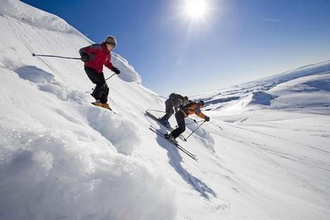 Ski au Sancy © Comité Régional de Développement Touristique d'Auvergne - SOISSONS-Pierre
