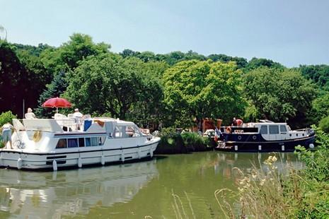 Canal du Nivernais - © Alain Doire/Bourgogne Tourisme