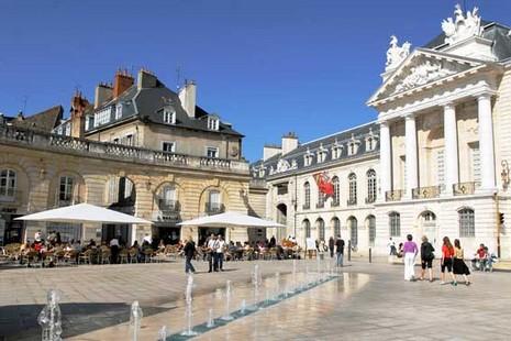 Dijon - © Alain Doire/Bourgogne Tourisme