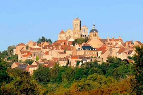 Vézelay - © Alain Doire/Bourgogne Tourisme