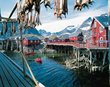 Norvège - Lofoten -  Frithjof Fure/www.visitnorway.com