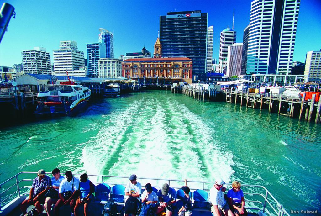 Auckland © Rob Suisted - Offıce de Tourısme de Nouvelle-Zélande