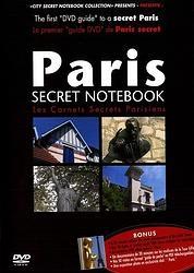 Paris Secret Notebook