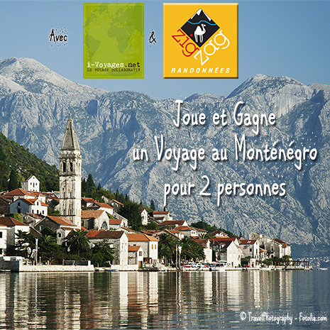Qui a gagné le voyage au Monténégro ?