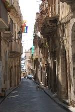 Ruelle dans Ortiggia