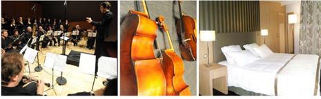 Week-end concert à Nantes : La Folle Journée de Nantes 2012