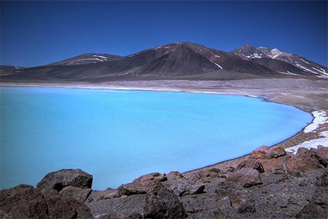 Désert d'Atacama : Et pourquoi pas pour la Saint-Valentin ?