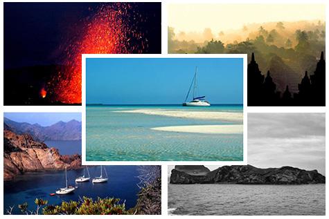 Photos gagnantes du Concours Mes Plus Belles Photos des îles