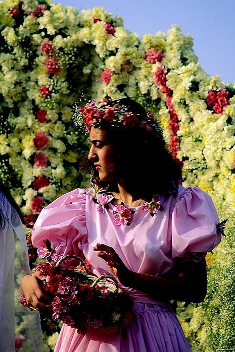 Anthestiria, le festival des fleurs