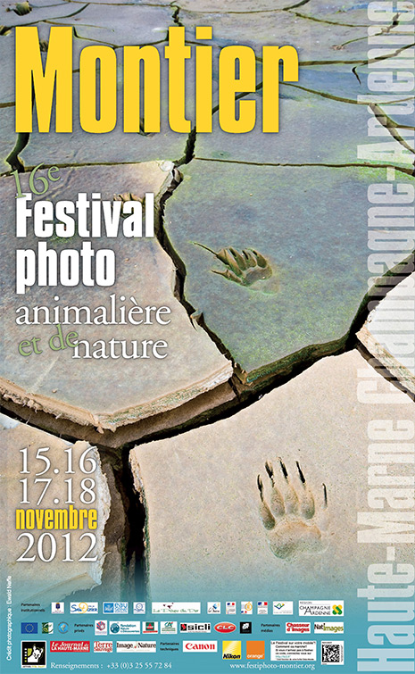 16ème Festival de la Photo Animalière et de Nature de Montier-en-Der
