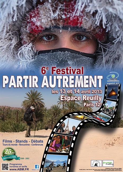 Festival Partir Autrement 2013