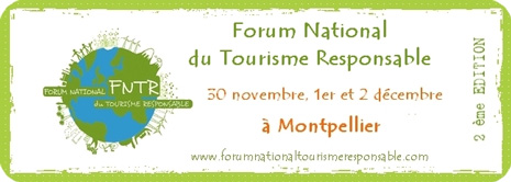 2ème Forum National du Tourisme Responsable