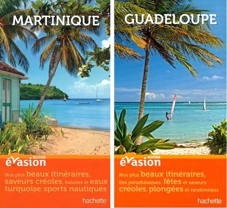 Guides Evasion Martinique - Guadeloupe