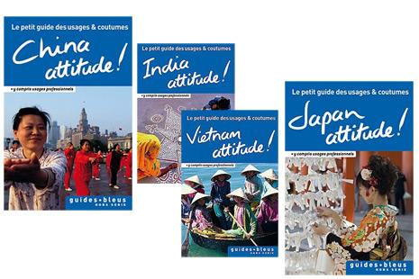 Guides Bleus Attitude : le guide des usages et coutumes