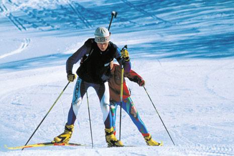 Jura : biathlon - © CDT Ain - Gilles Brevet