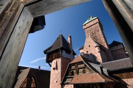 château du Haut-Koenigsbourg © Jean-Luc Stadler