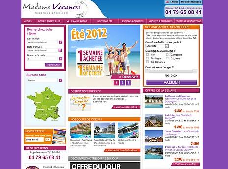 Madame Vacances