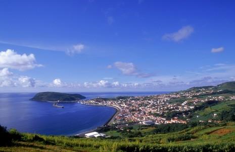 Açores : Parc Naturel de Faial