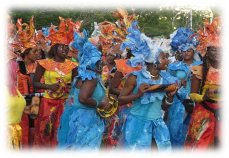 Carnaval Guadeloupe © DR
