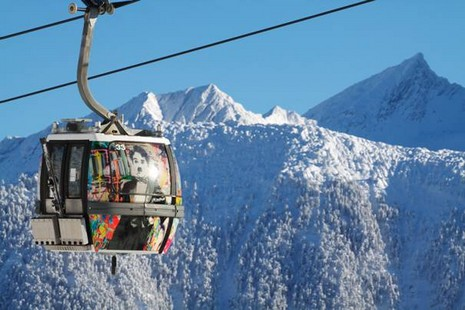 Courchevel : l'art au fil des sommets