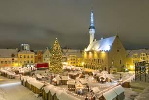 Tallinn - © Visit Estonia
