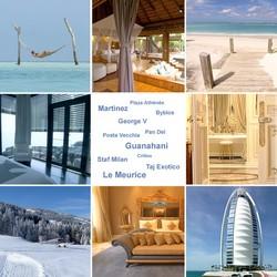 La guerre du luxe dans l'hôtellerie