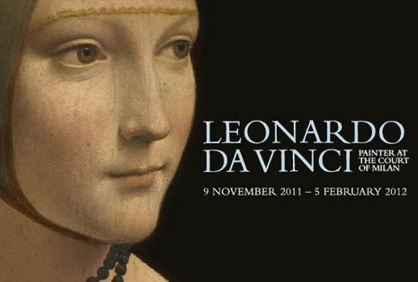 Exposition Leonardo da Vinci, peintre à la cours de Milan