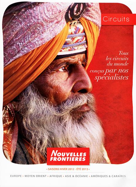 Brochure Nouvelles Frontières Circuits Hiver 2012 - Eté 2013