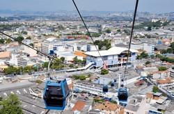 Tramway de Rio de Janeiro - Crédit photo : K.THIBAUDON/POMA