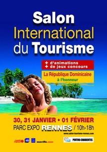 Salon international du tourisme de rennes du 30 janvier - Salon tourisme rennes ...