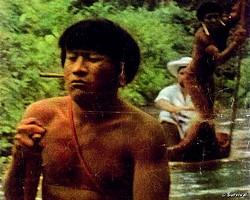 Capture d'image du documentaire 'Des hommes qu'on appelle sauvages'. © DR