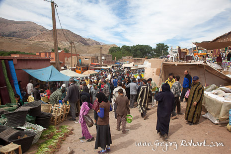 Marché de Tabant