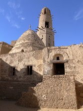 Minaret du Qasr de Dakhla
