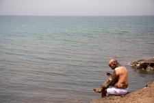La boue de la mer morte est utilisée pour ses vertus