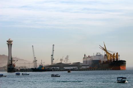 Port d'Aqaba